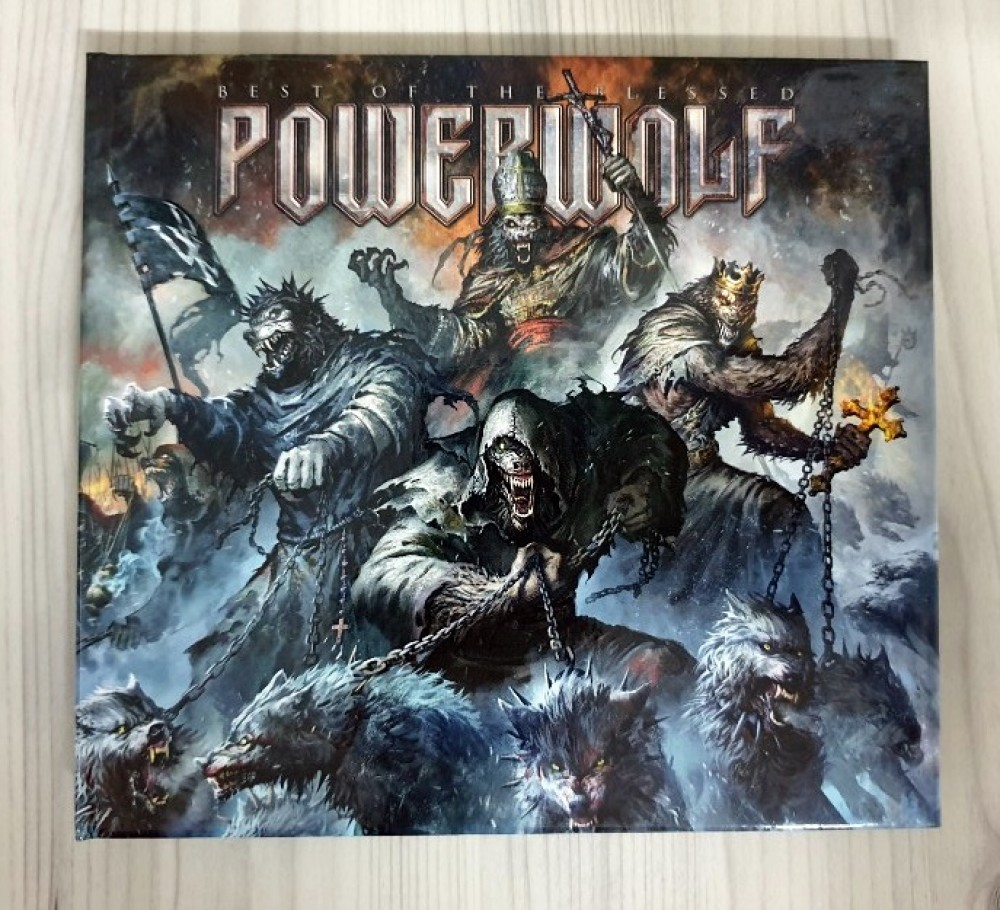 Powerwolf - Best of the Blessed CD Photo
