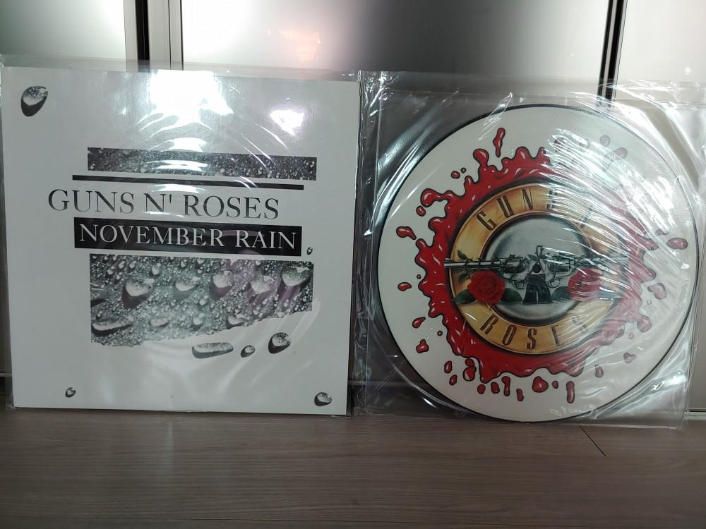 November rain single vinyl