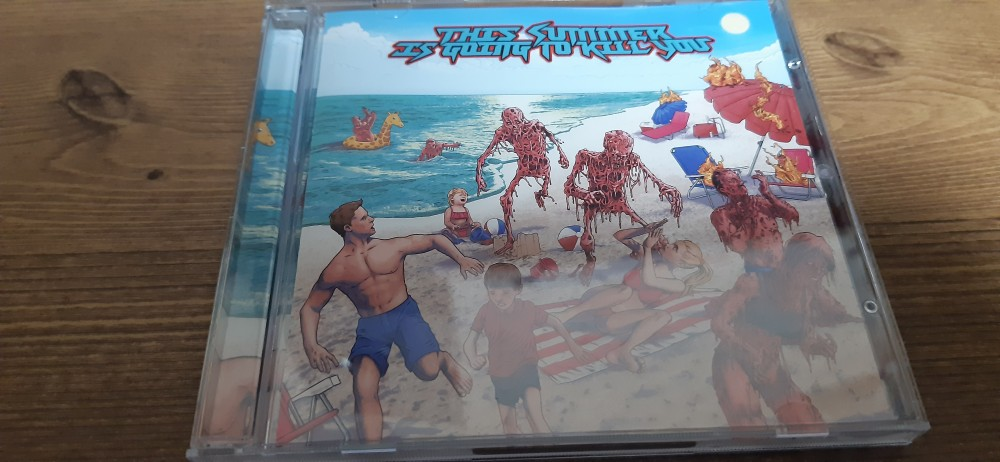This Summer is Going to Kill You - This Summer is Going to Kill You CD Photo