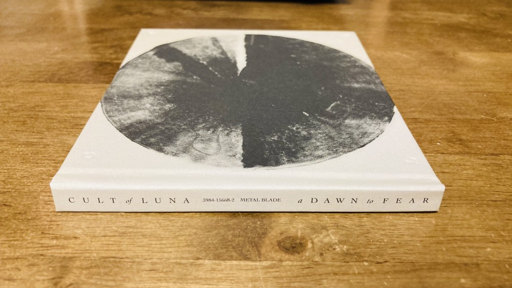 Cult of Luna - A Dawn to Fear CD Photo