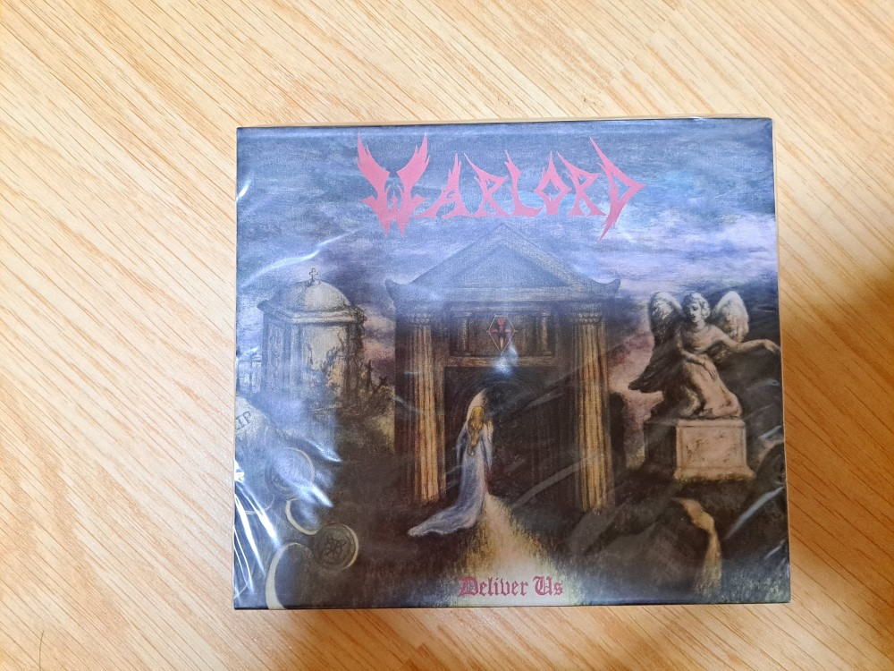 Warlord - Deliver Us CD Photo