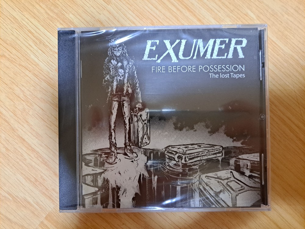 Exumer - Fire Before Possession: The Lost Tapes CD Photo