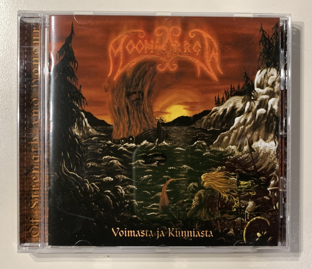 Moonsorrow - Voimasta Ja Kunniasta CD Photo