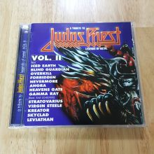 Various Artists - A Tribute to Judas Priest: Legends of Metal Vol. II CD Photo