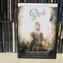 Opeth - Lamentations: Live at Shepherd's Bush Empire CD, DVD Photo