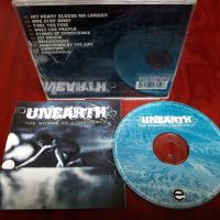 Unearth - The Stings of Conscience CD Photo