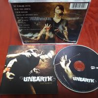 Unearth - The March CD Photo