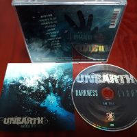 Unearth - Darkness in the Light CD Photo