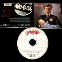 Tankard - Two Faced CD Photo