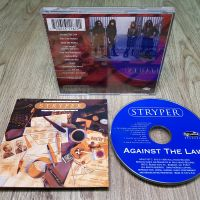 Stryper - Against the Law CD Photo