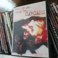 Carcass - Wake Up & Smell The... Carcass DVD Photo
