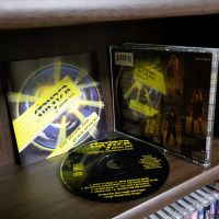 Stryper - The Yellow and Black Attack CD Photo