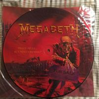 Megadeth - Peace Sells... But Who's Buying? Vinyl Photo