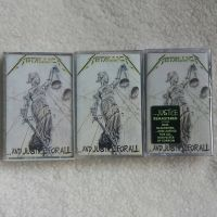Metallica - ...And Justice for All Cassette Photo