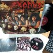 Exodus - Pleasures of the Flesh Vinyl, CD Photo by 신길동옹