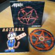 Anthrax - Anthems CD Photo by 신길동옹