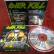 Overkill - Under the Influence CD Photo by 신길동옹