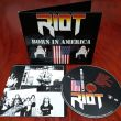 Riot - Born in America CD Photo by 신길동옹