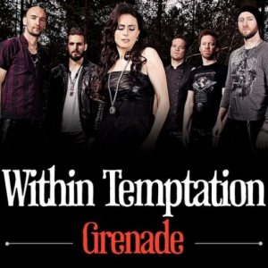 Within Temptation - Grenade cover art