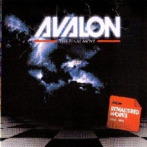 Avalon - The Final Move (Remastered Works 1980-2006) cover art