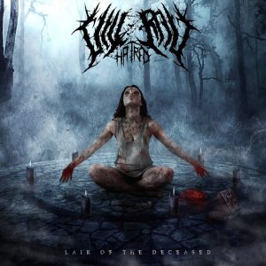 Visceral Hatred - Lair of the Deceased cover art