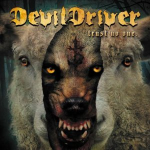 DevilDriver - Trust No One cover art