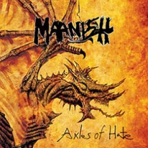 Ma'anish - Axles of Hate cover art