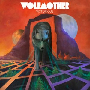 Wolfmother - Victorious cover art