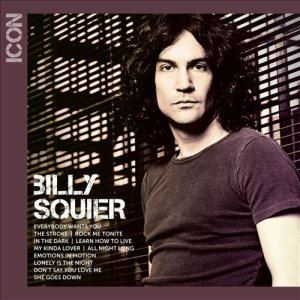 Billy Squier - Icon cover art