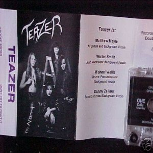 Teazer - Teazer cover art