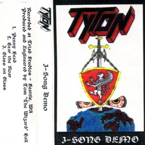 Tyton - 3-Song Demo cover art