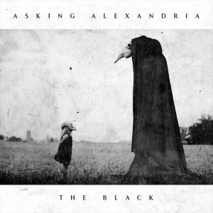 Asking Alexandria - The Black cover art