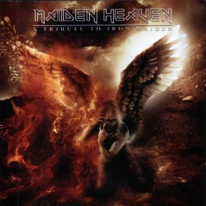 Various Artists - Maiden Heaven: a Tribute to Iron Maiden cover art