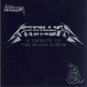Various Artists - Metallica: a Tribute to the Black Album cover art