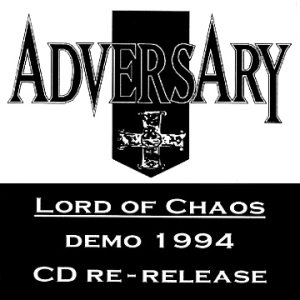 Adversary - Lord of Chaos cover art