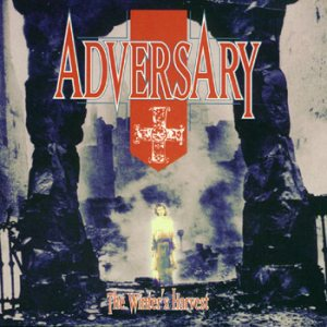 Adversary - The Winter's Harvest cover art