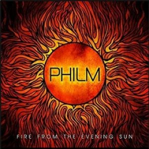 Philm - Fire from the Evening Sun cover art