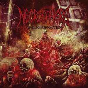 Necrosphere - Viral Ressurection cover art