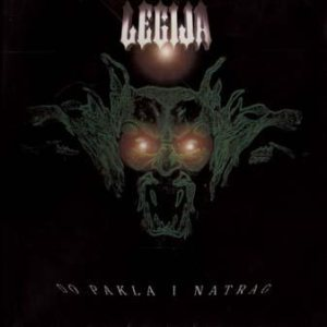 Legija - Do pakla i natrag cover art