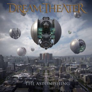 Dream Theater - The Astonishing cover art