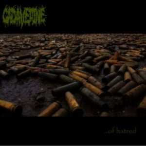 Cadaverine - ... of Hatred cover art