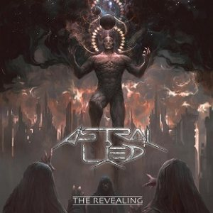 Astral Lied - The Revealing cover art