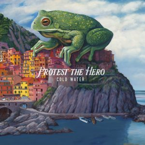 Protest The Hero - Cold Water cover art