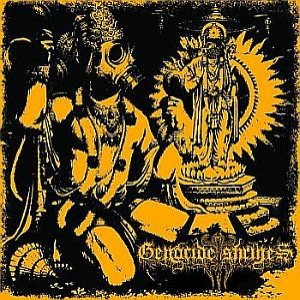 Genocide Shrines - Devanation Monumentemples cover art