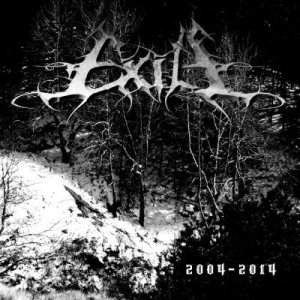 Exile - 2004-2014 cover art