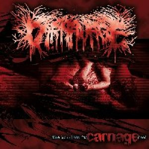 Carnavage - The Hairless Fat Carnage Deed cover art