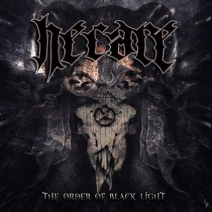 Hecate - The Order of Black Light cover art