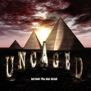 Uncaged - Beyond the Red Skies cover art