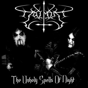 Zaimus - The Unholy Spells of Night cover art