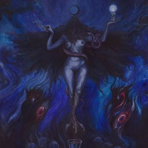 Temple Below - The Dark Goddess cover art